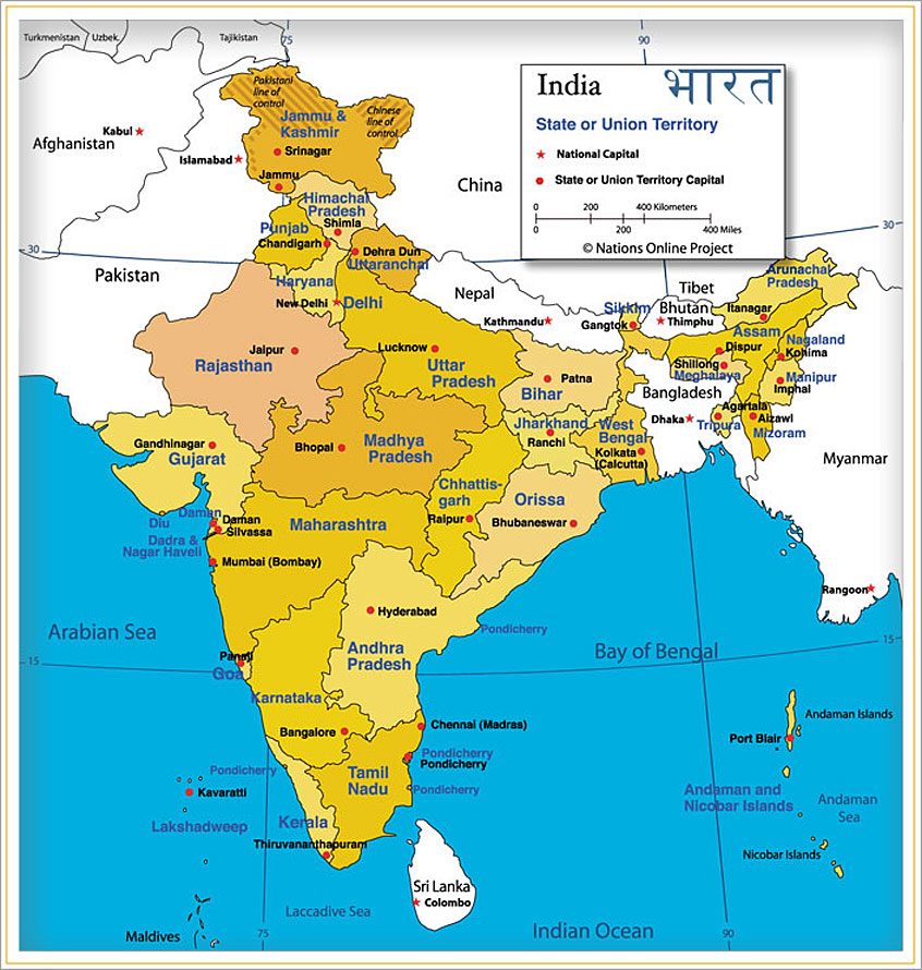 map of india50